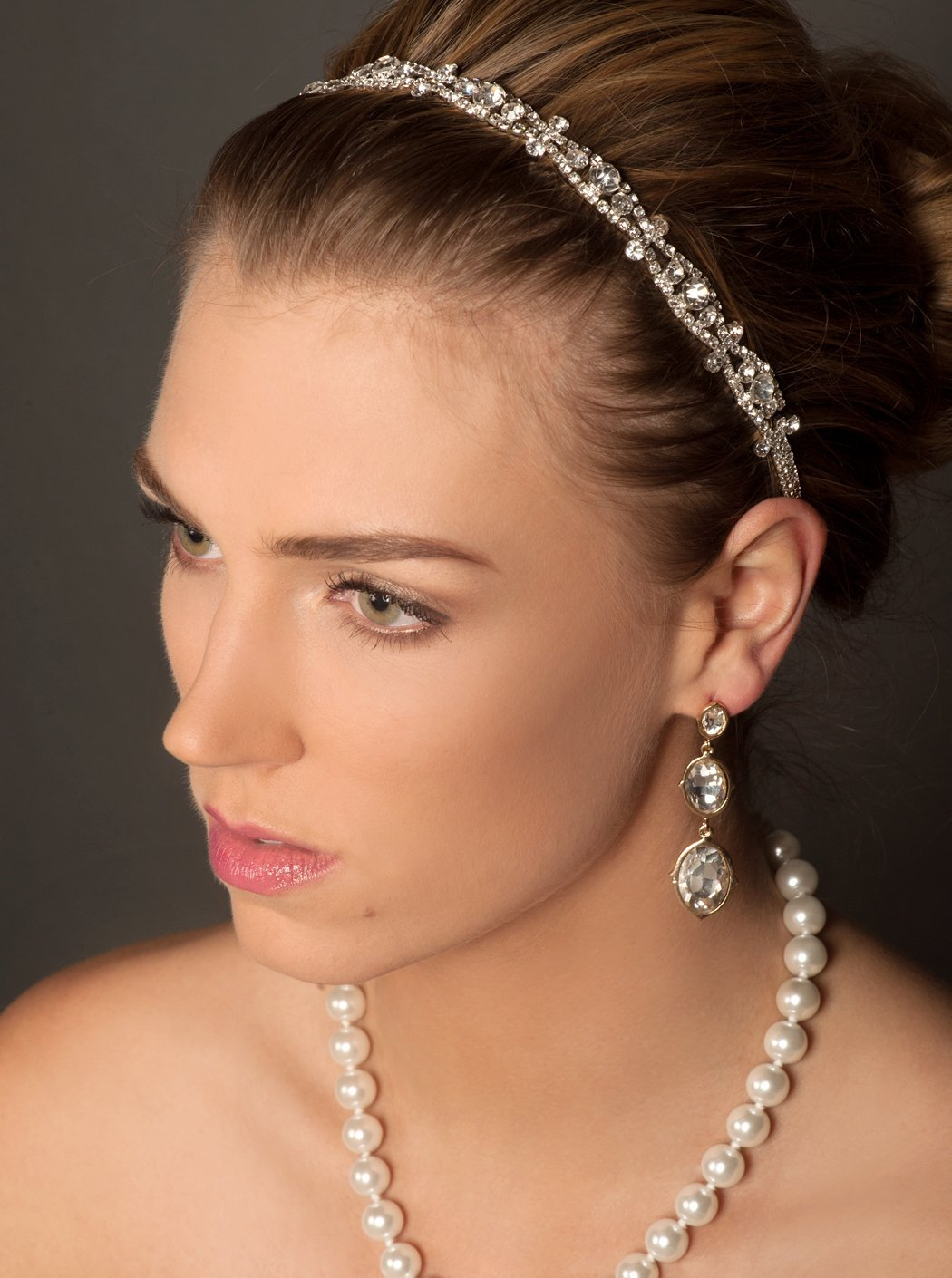 Wedding Headband Crystal Bridal Headpiece
