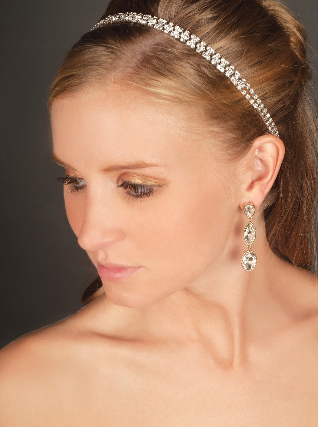 Crystal Band Bridal and Wedding Headband