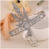 Great Gatsby 1920's Bridal Headband