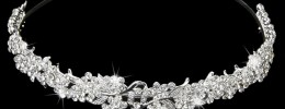 Amazing Price – Crystal Bridal Headband on Sale