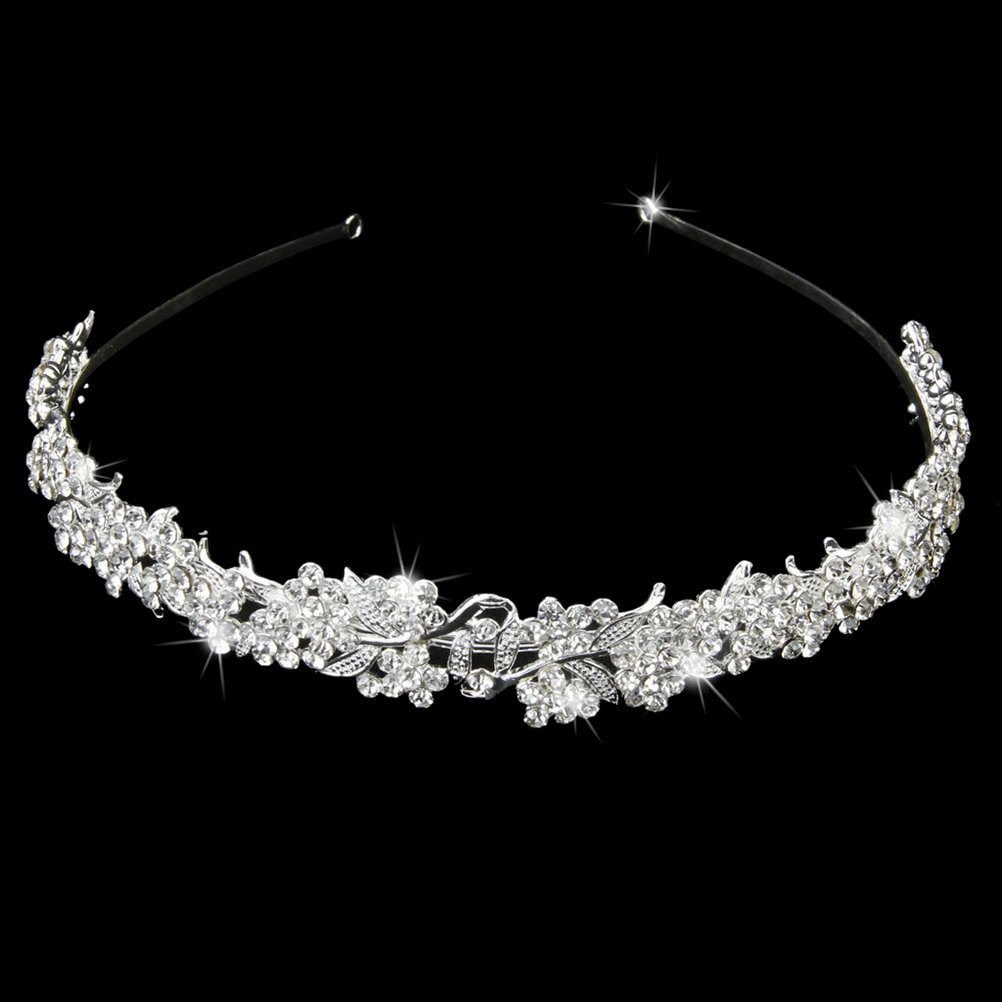 Bridal Headband Crystal Tiaras for Wedding